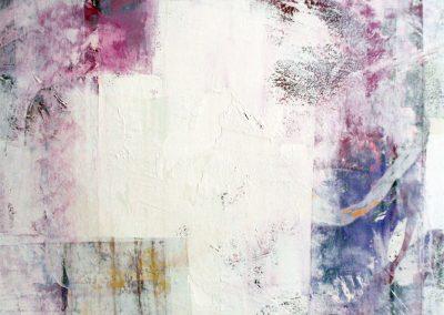 "weiter | 2011 | Acryl auf Leinwand 100x90 cm | ""weiter""©Raphaela C. Näger2011"